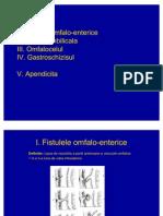 Curs chirurgie pediatrica - Omfalocel