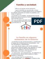 Diapositiva de La Familia y Sociedad