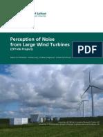 Perception noise wind turbines.pdf