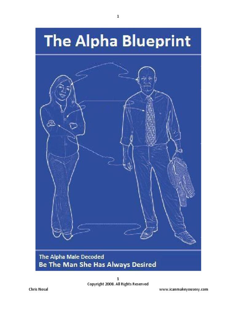 Download  The Alpha Blueprint