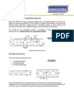 Comparison With Castellated Beams PDF