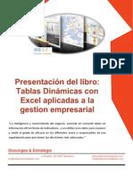 Presentación Libro Tablas Dinamicas Excel 2013