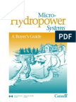 Micro Hydro Power Systems