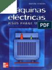 MÁQUINAS ELÉCTRICAS - JESÚS FRAILE MORA