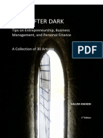 LIGHT AFTER DARK- A Collection of Business Articles