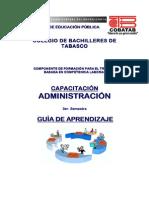 Guia Didactica Completa de Administracion