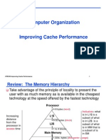 Improving Cache Performance