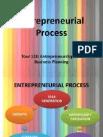 Entrepreneurial Process