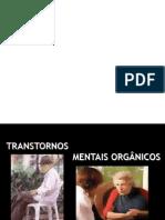 transtornos mentais orgânicos1