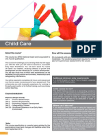 Level 3 - Childcare