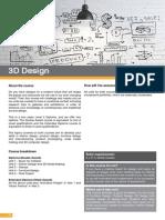 Level 3 - 3D Design