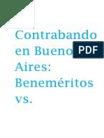 El Contrabando en Buenos Aires_José M. Rosa