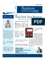 Kick-start Your Business