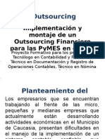 Proyecto Outsourcing