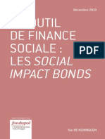 Un outil de finance sociale