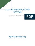 Agile Manufacturing MS IEM