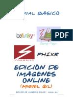 Manual editar imagenes online