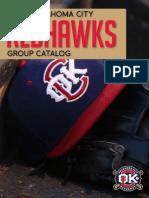 2014 OKC RedHawks Group Catalog