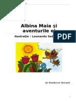 Albina Maia şi aventurile ei-Waldemar Bonsels