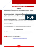 0.0 INICIO MÓDULO I_GESTIÓN DE LOS APRENDIZAJES EN LAS II.EE.