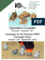 k Crusader 120