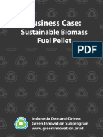 Business Case Biomass Fuel Pellet