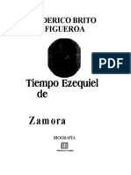 23234667 Tiempo de Ezequiel Zamora