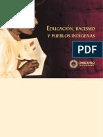 Educación, Racismo y Pueblos Indígenas