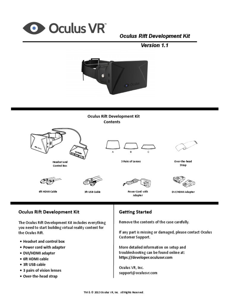 b29ff5b43531 Oculus Rift Development Kit Instruction Manual (1)