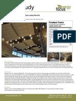 University of Utah Hopsital  LED Lighting Case Study