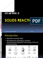 Ch 3 - Solids Reaction