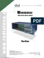 Workhorse  Series