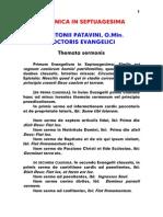 1195-1231, Antonius Patavinus, Sermo 001 Dominica in Septuagesima, LT