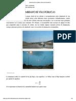 07 Alumbrado de vías públicas. Manual de luminotecnia