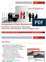 Oracle Developers Guide