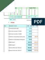 Model Road Data 2013-14