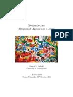 Diebold 2013_ Econometrics