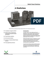 Deltav Smart Switches3715