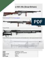 Farquhar-Hill Rifle (Great Britain)