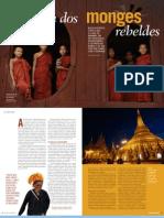 Terra dos monges rebeldes