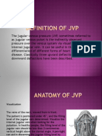 Definition of Jvp