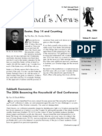 St. Paul's News - May, 2006