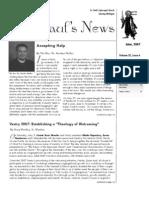 St. Paul's News - June, 2007