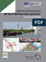 Lam the Nao de Quy Hoach Do Thi o Viet Nam Hieu Qua Hon
