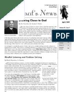 St. Paul's News - Apr. 2009