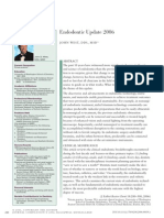 Endodontic Update 2006