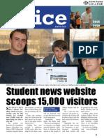 Student Voice - MK College newspaper