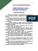 1195-1231, Antonius Patavinus, Sermo 004 Dominica in Quadragesima, LT