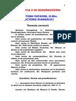 1195-1231, Antonius Patavinus, Sermo 006 Dominica II in Quadragesima, LT