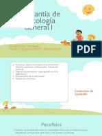 Ayudantía de Psicología General I - Unidad 2